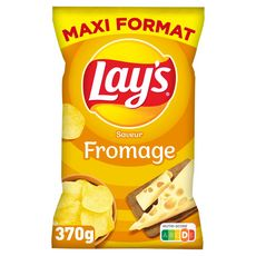 LAY'S Chips saveur fromage  370g