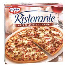 DR OETKER Ristorante - Pizza à la bolognaise 375g