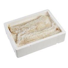 LA MARÉE DU JOUR Filet de Morue séchée salée, calibre de 700 g + le colis de 2 kg
