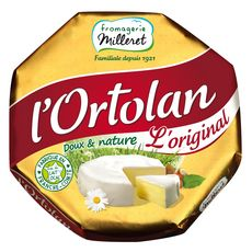FROMAGERIE MILLERET L'Ortolan 250g