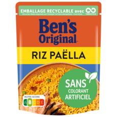 BEN'S ORIGINAL Riz Express façon Paëlla 2 minutes 250g