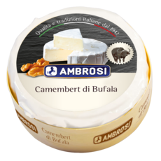 AMBROSI Camembert di Bufala 150g