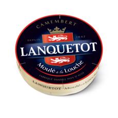 LANQUETOT Camembert moulé à la louche 250g