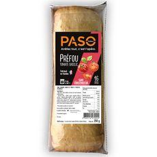 PASO Préfou à la tomate et basilic 350g
