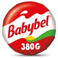 BABYBEL Fromage maxi format moelleux et généreux 380g