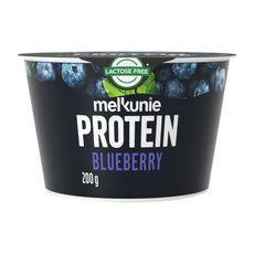 MELKUNIE Fromage frais protéiné à la myrtille 200g