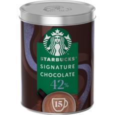 STARBUCKS Signature chocolat en poudre 42% 330g