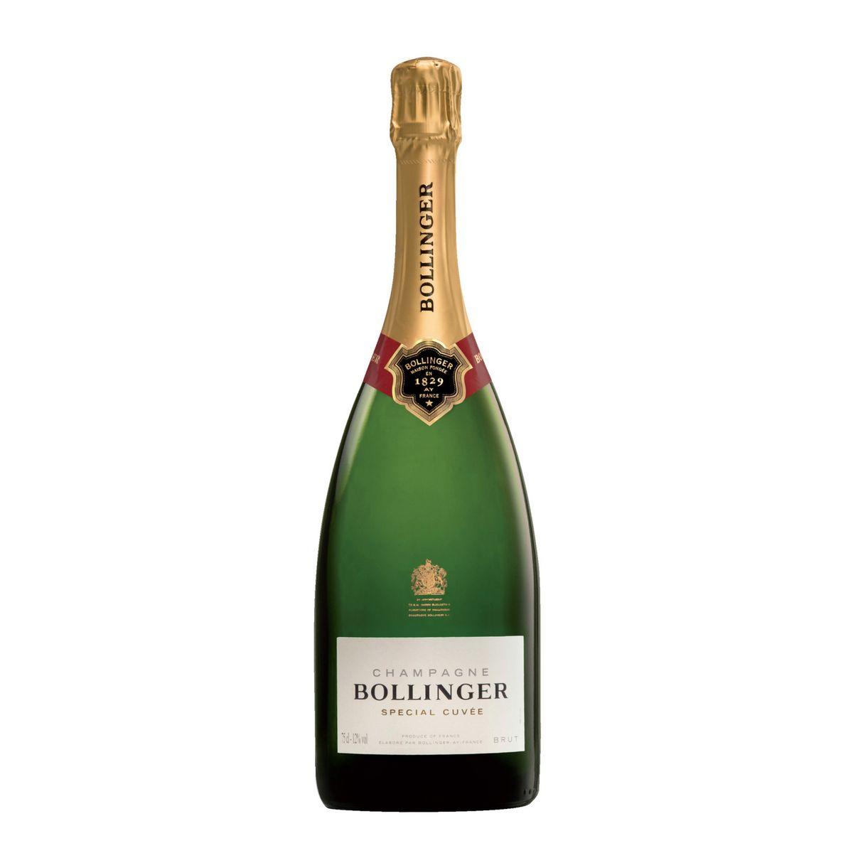 AOP Champagne brut cuvée spéciale