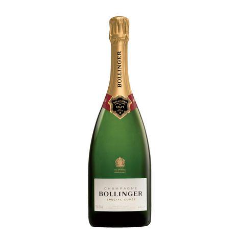 BOLLINGER AOP Champagne brut cuvée spéciale