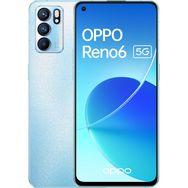 OPPO Reno 6 5G - 128GO - Bleu Arctique