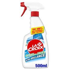 LA CROIX Spray nettoyant salle de bain avec javel 500ml