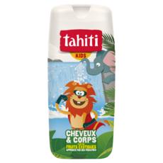 TAHITI Gel douche enfants corps & cheveux fruits exotiques 300ml