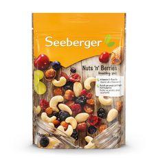 SEEBERGER Noix et fruits 150g