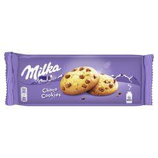MILKA Cookies aux pépites de chocolat 168g