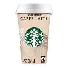 STARBUCKS Boisson lactée au café 220ml