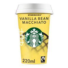 STARBUCKS Boisson lactée au café saveur vanille 220ml