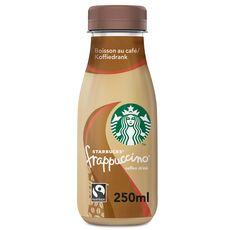 STARBUCKS Boisson lactée au café 250ml