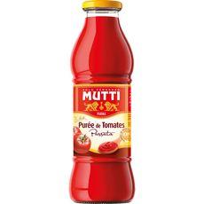 MUTTI Passata Purée de tomates douce 700g