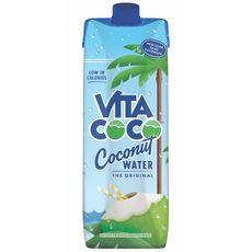VITA COCO Eau de coco pure 1L