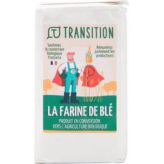 TRANSITION Farine de blé 1kg