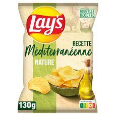 LAY'S Chips méditerranéenne nature 130g