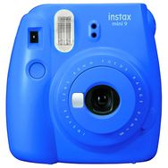 FUJI INSTAX MINI 9 - Bleu cobalt - Appareil photo compact