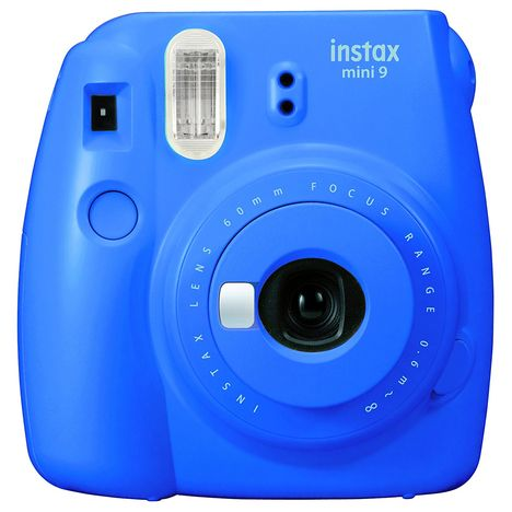 626cc32b77c3ec Appareil Photo Instantané - INSTAX MINI 9 - Bleu cobalt FUJIFILM pas ...