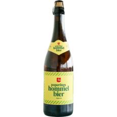 HOMMELBIER Bière blonde belge 7,5% 75cl