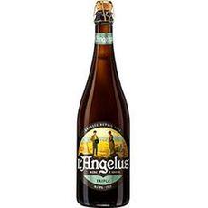 L'ANGELUS Bière blonde triple 7% 75cl