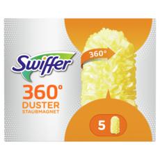 SWIFFER Duster recharge lingettes pour plumeau 5 recharges