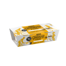 NESTLE LINDAHLS KVARG Fromage frais à la vanille 0%MG 2x150g