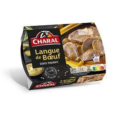 CHARAL Langue de boeuf sauce piquante 1 à 2 personnes 300g