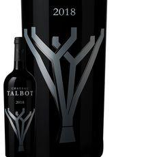 AOP Saint-Julien Château Talbot rouge 2018 75cl