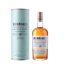 BENRIACH Scotch whisky single malt ecossais The Original Ten 43% 10 ans 70cl