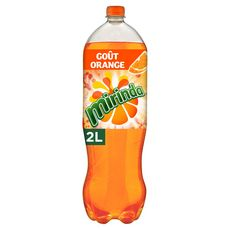 MIRINDA Boisson gazeuse aromatisée à l'orange 2l