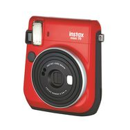 FUJIFILM Appareil Photo Instantané - INSTAX Mini 70 - Rouge