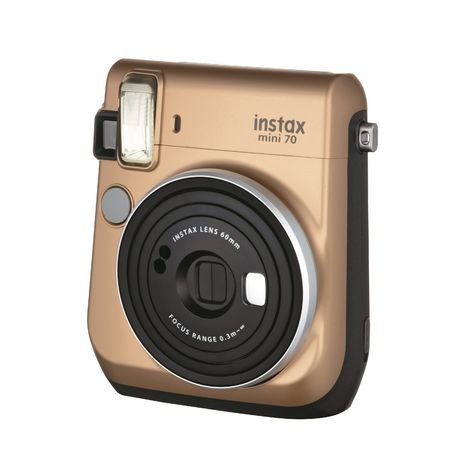 instax mini 70 or appareil photo instantan fujifilm. Black Bedroom Furniture Sets. Home Design Ideas
