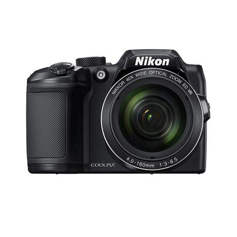NIKON COOLPIX B500 - Appareil photo Bridge - Noir - Objectif 4-160 mm