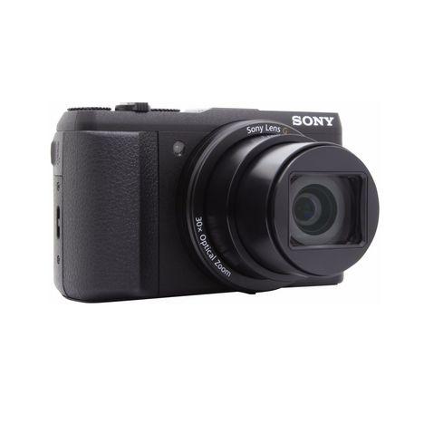 SONY Appareil Photo Compact - DSC-HX60 - Noir + Objectif 4.3-129 mm