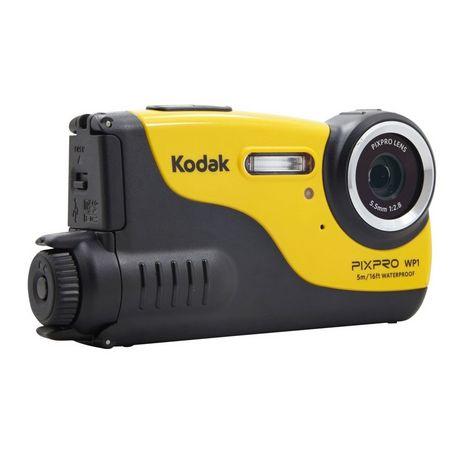 KODAK Appareil Photo Compact - Etanche - KODAK WP1 - Jaune