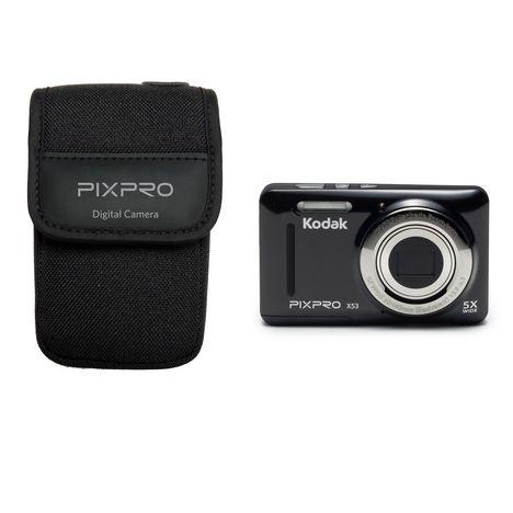 KODAK PIXPRO X53 - Appareil photo compact + Etui