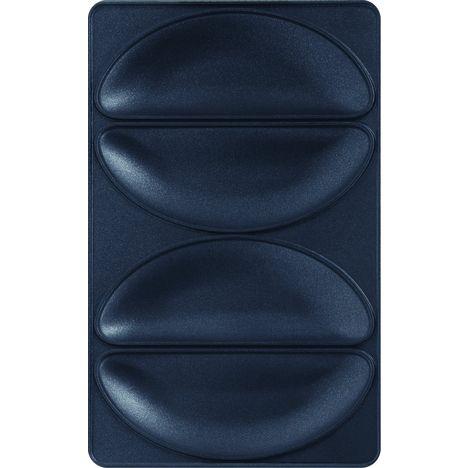 TEFAL Lot de 2 plaques à empanadas XA800812
