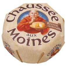 CHAUSSEE AUX MOINES Fromage au lait de vache pasteurisé 340g
