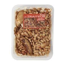 AUCHAN LE TRAITEUR Cassoulet 2 portions 1kg