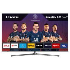 HISENSE  65U8GQ TV QLED 4K Ultra HD PRENIUM 164 cm Smart TV
