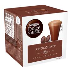 DOLCE GUSTO Capsules de chocolat au lait Chococino compatibles Dolce Gusto 2x8 capsules 256g