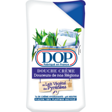 DOP Douceurs de nos régions crème de douche au lait végétal des Pyrénées 250ml