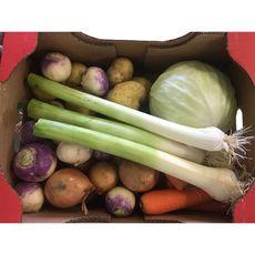 Mélange légumes de saison d'Alsace 5kg