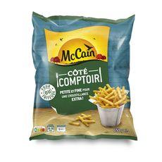 MC CAIN Frites fines et croustillantes 650g