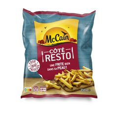 MC CAIN Côté Resto Frites 650g